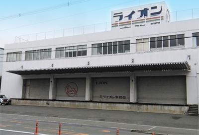 関西一円の機密文書裁断処理は大阪のライオンロジスティクスへに関する画像